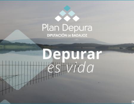En 2030 la provincia de Badajoz depurará el 100% de sus aguas residuales urbanas